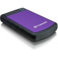 Transcend StoreJet 25H3P externe draagbare harde schijf - 1 TB, paars