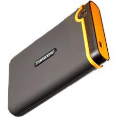 Transcend StoreJet 25M2 externe draagbare harde schijf - 500 GB, zwart
