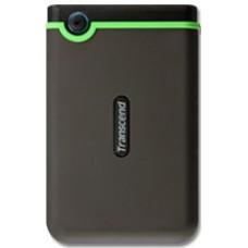 Transcend StoreJet 25M3 externe draagbare harde schijf - 500 GB, zwart