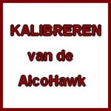 Kalibreren van de AlcoHawk (CA2000+)